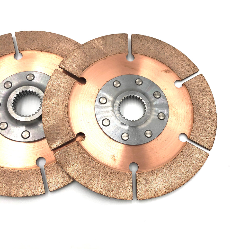 Tilton 7.25″ 4-Plate Metallic Clutch Disc Packs