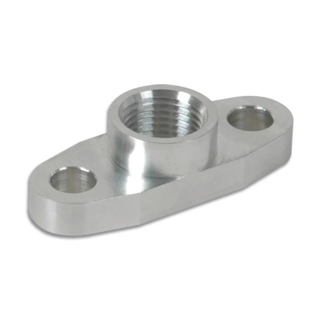 Billet Turbo Oil Drain Flange