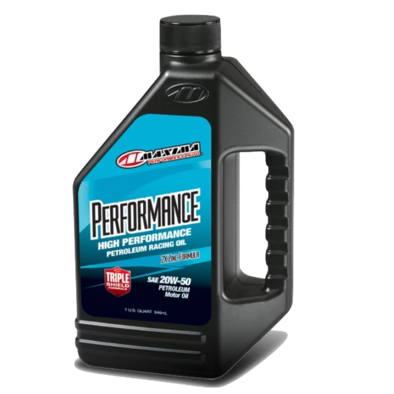 Maxima Performance 20W-50 Petroleum Motor Oil