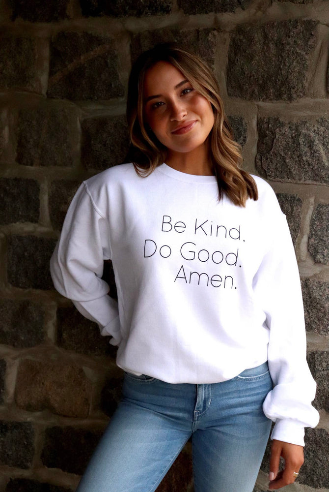 Be Kind. Sweatshirt