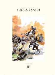 Jerry Spring tome 2 : Yucca Ranch (version luxe)