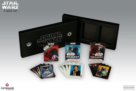 Star Wars playing cards #2