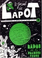Journal de Lapot (Le) volume 7