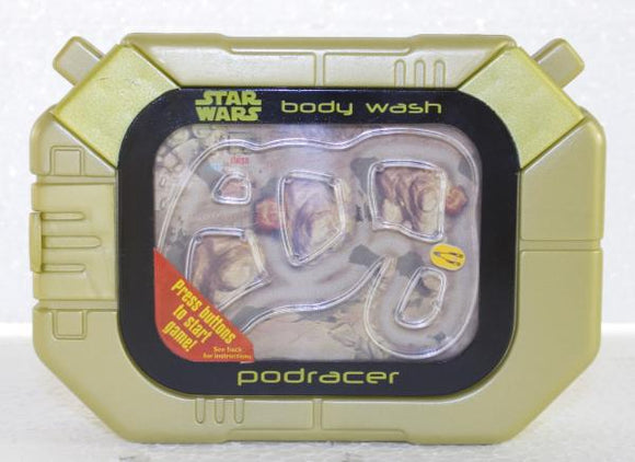Star Wars Podracer Body Wash (bain mousse)