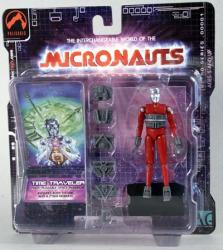 Micronauts Retro Series - Time Traveler (red)