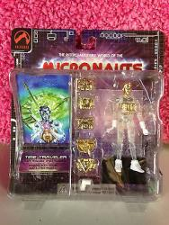 Micronauts Retro Series - Time Traveler (clear)