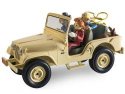Garage de Franquin : Jeep CJ5 1960  (GF09)