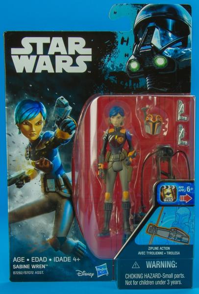 Star Wars Rebels - Sabine Wren