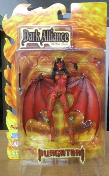 Chaos Dark Alliance Series 1 - Purgatori