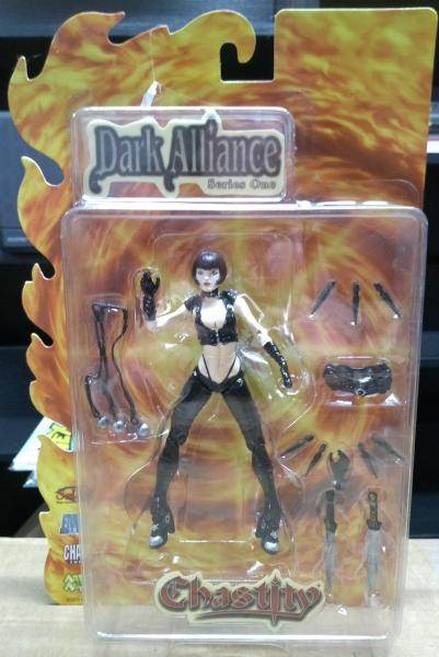 Chaos Dark Alliance Series 1 - Chastity