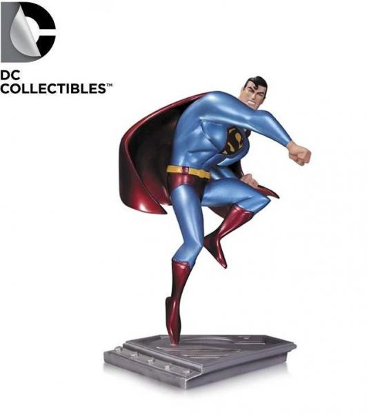 Superman Animated statue