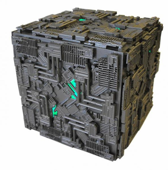 Star Trek Official Starship Collection Special - Borg Cube
