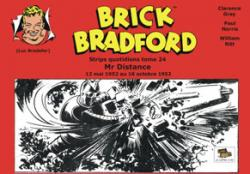BRICK BRADFORD stips quotidiens T24