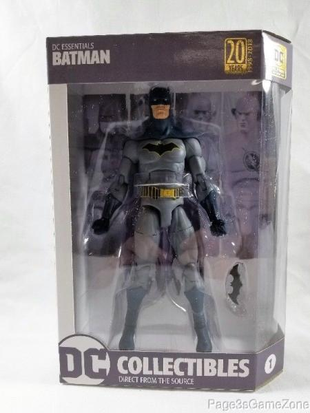 DC Essentials - 01 Batman