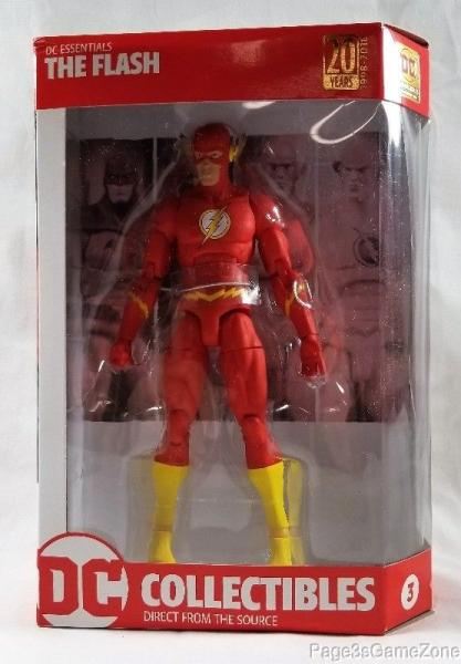 DC Essentials - 03 The Flash