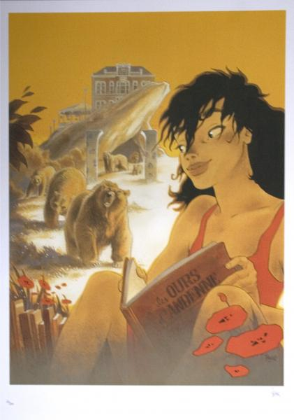 affiche FRANK Zoo - Les ours