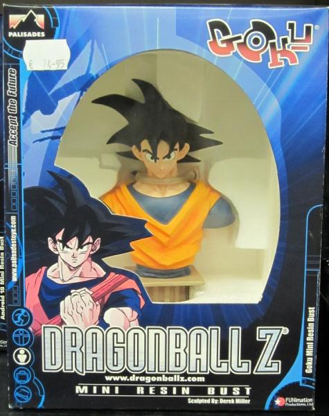 Dragonball Z Resin Bust - Goku