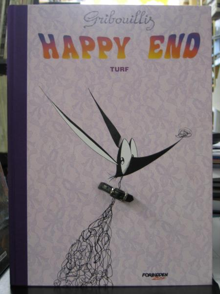 Gribouillis : Happy end