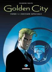Golden City Tome 5 : le Dossier Harrison