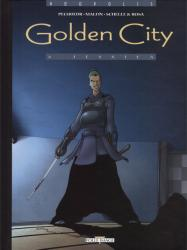 Golden City Tome 6  : Jessica