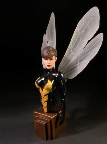 Wasp (modern version)  bust
