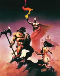 The Barbarian and the Sorcerers