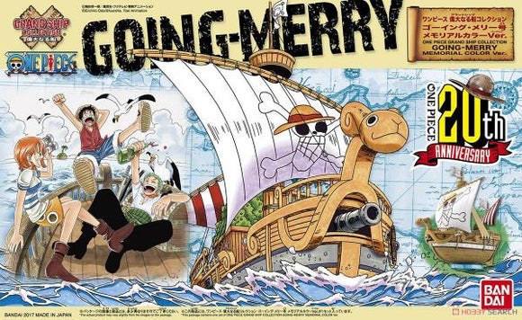 One Piece Going-Merry model kit