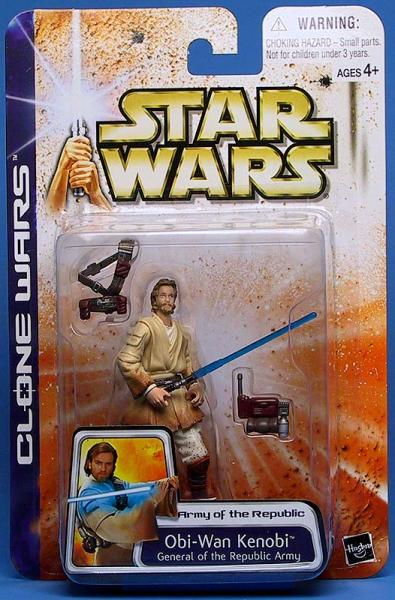 SW Saga - 03-45 Obi-Wan Kenobi (General of the Republic)