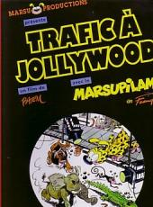 Marsupilami  Tome 12 : Trafic a Jollywood