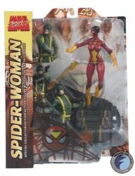 Marvel Select - Spider-Woman (bald variant)