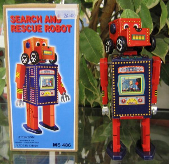 Search and Rescue Robot (MS486)