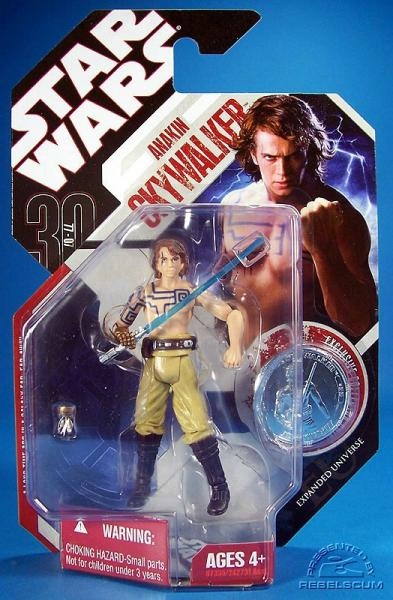 SW 30th - n°33 Anakin Skywalker