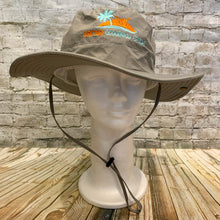 Load image into Gallery viewer, Gray Floppy Hat
