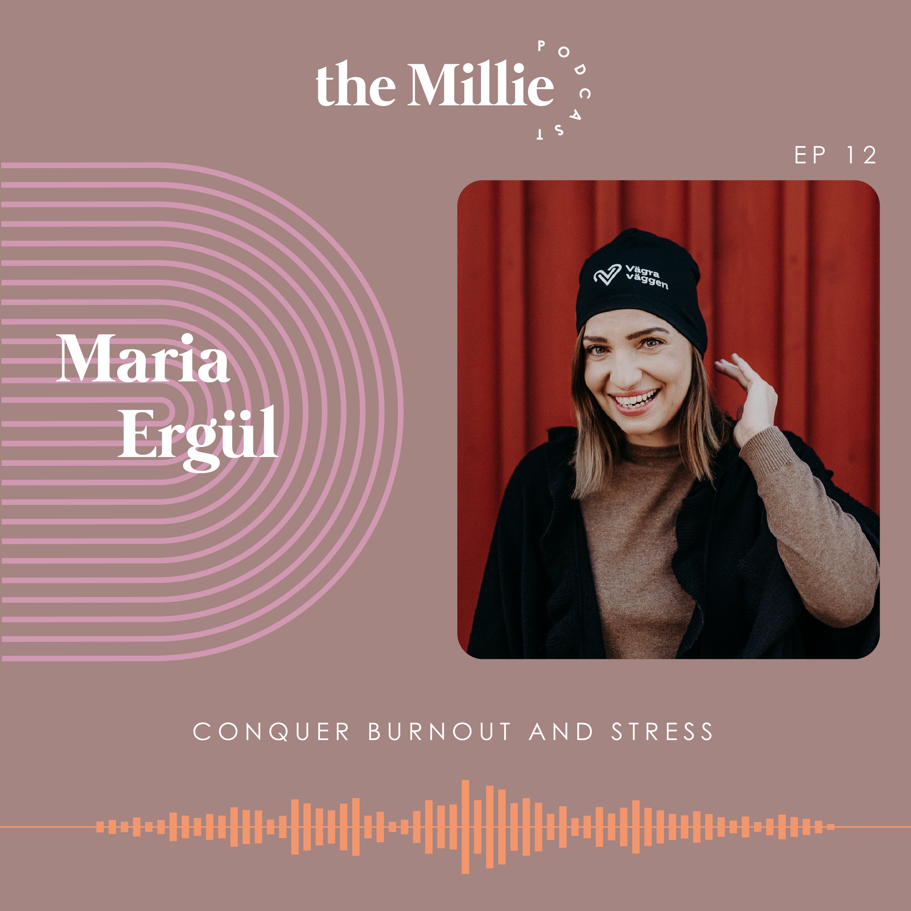 The 'How-to' with Maria Ergül: How to Conquer Burnout and Stress