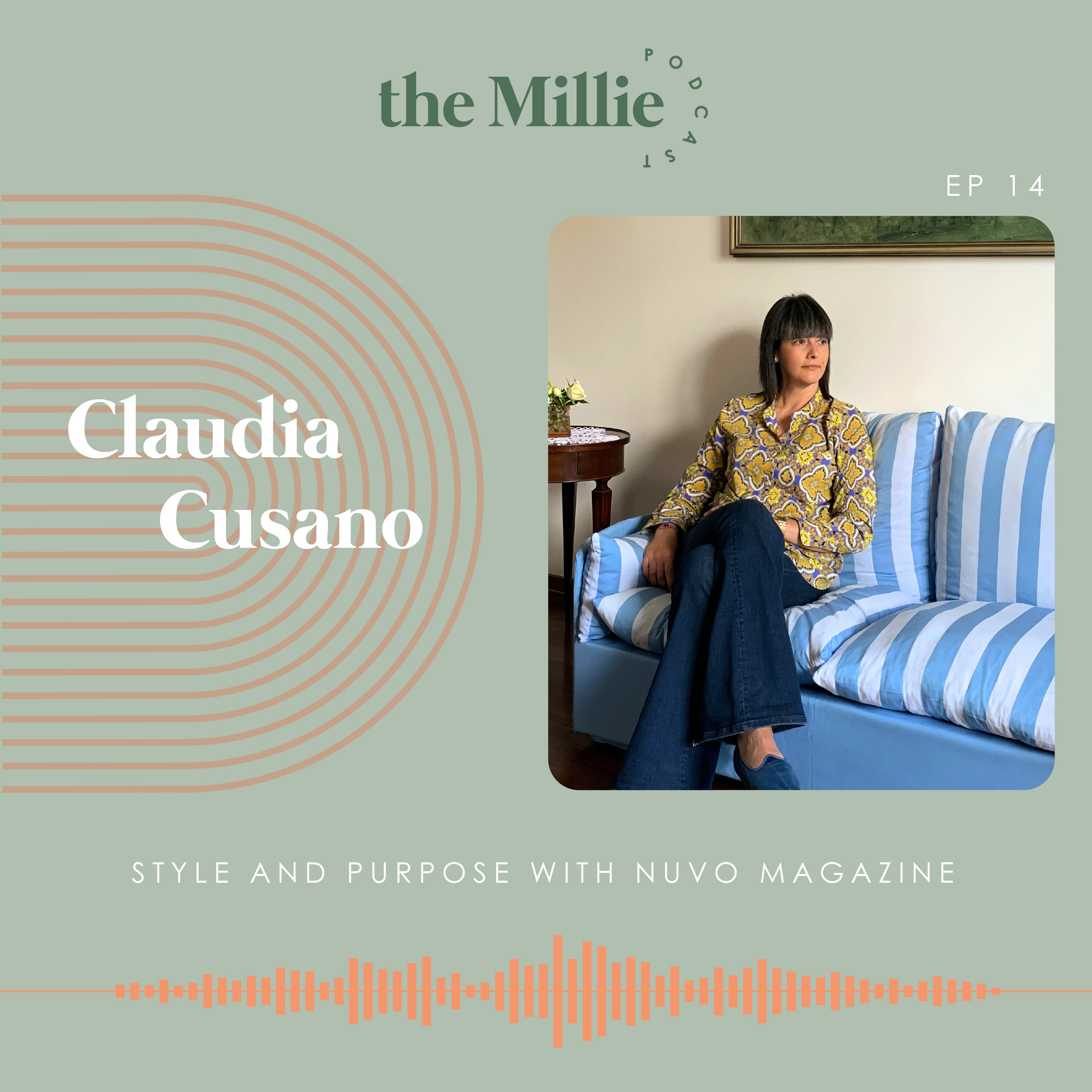 Style & Purpose with Claudia Cusano, Writer and Editor in Chief at NUVO Magazine