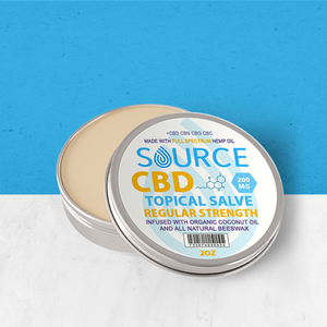 200mg/2oz Topical Salve Human