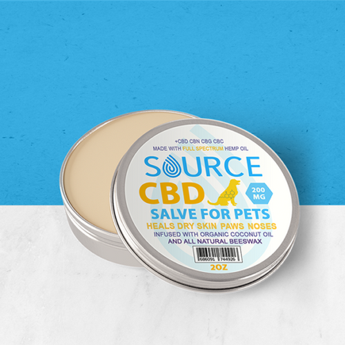 200mg/2oz Pet Topical Salve