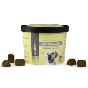 Soft Chews for Dogs (approx. 60 ct) – Dog