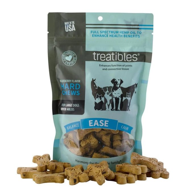 Ease (Blueberry Flavor) Hard Chews – Canine