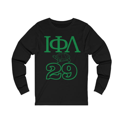 IOTA 29 Jersey Long Sleeve Tee