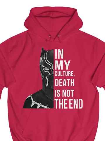 In My Culture Unisex College Hoodie