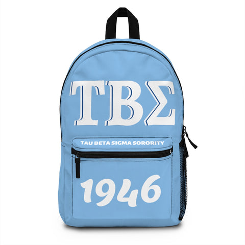 Tau Beta Sigma Backpack