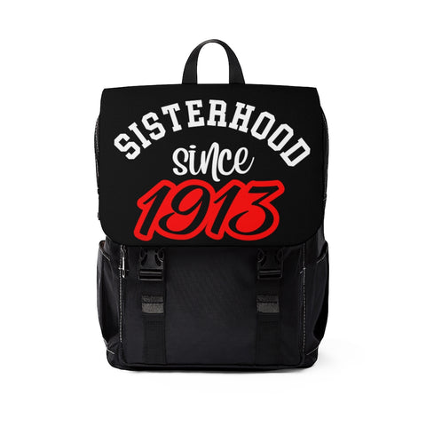 Sisterhood Since 1913 Casual Shoulder Backpack