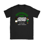 Sisterhood Since 1929 - Nia & Giselle - Women's T-Shirt (Black)