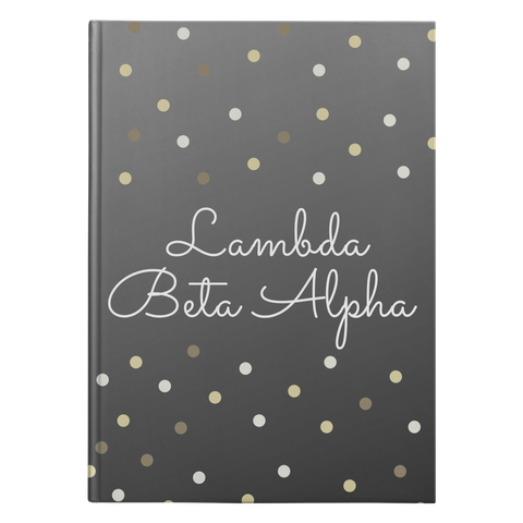 Lambda Beta Alpha Signature Journal