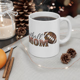 Football Mom Ceramic Mug 11oz