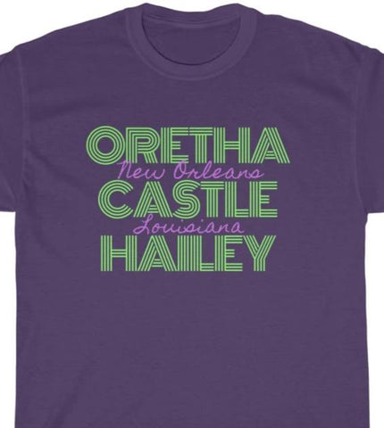 ORETHA Unisex Heavy Cotton Tee