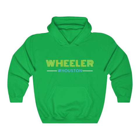 WHEELER Unisex Heavy Blend™ Hooded Sweatshirt