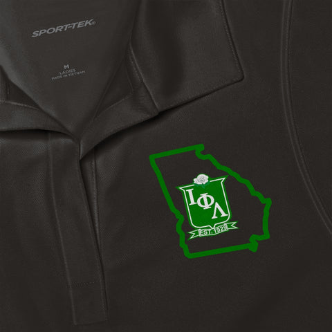 Iota Georgia - Women's Polo Shirt