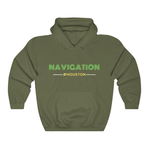 NAVIGATION Unisex Heavy Blend™ Hooded Sweatshirt
